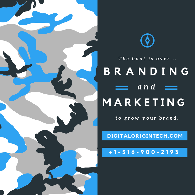 Branding and marketing - grow your brand with Digital Origin